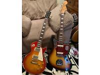 Fender 1966 Jaguar + Gibson Custom Shop 58 Les Paul Trade