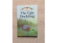 The Ugly Duckling - Vintage Ladybird Book 1979