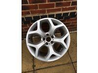 BMW X5 E70 Y spoke alloy wheel