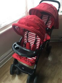 Double Stroller / Buggy