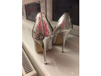 Office London sequin High Heels Nearly new