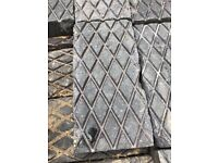 Victorian Gloucester BlueDiamond paving/stable