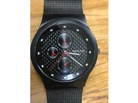 Bering ceramic gents watch