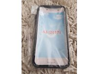 Brand new Samsung Galaxy A3 phone cover with card slot