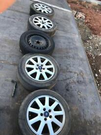 """16"""" Ford Mondeo alloy wheels for sale"""