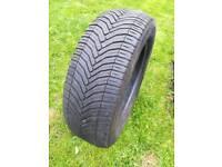 215 - 60 R17 part worn tyres