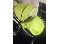 Oyter Max Lime Pushchair