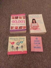'Mum to be' books