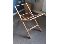 Mamas and Papas deluxe Moses basket stand