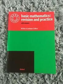 Maths text book