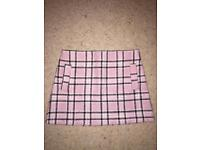 Topshop size 10 skirt