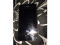 Iphone 4 32gb black unlocked