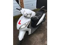 Honda vision 110 cc 2016