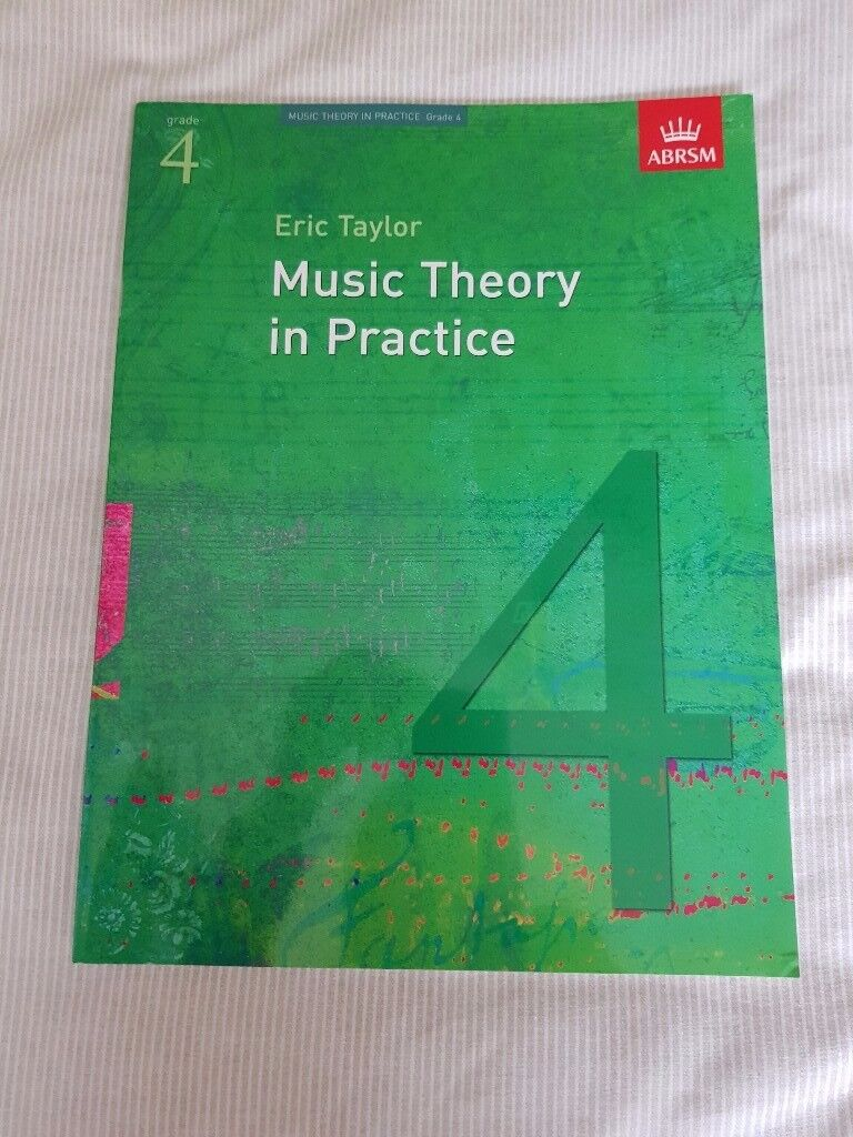 Music Theory in Practice - ABRSM Grade 4