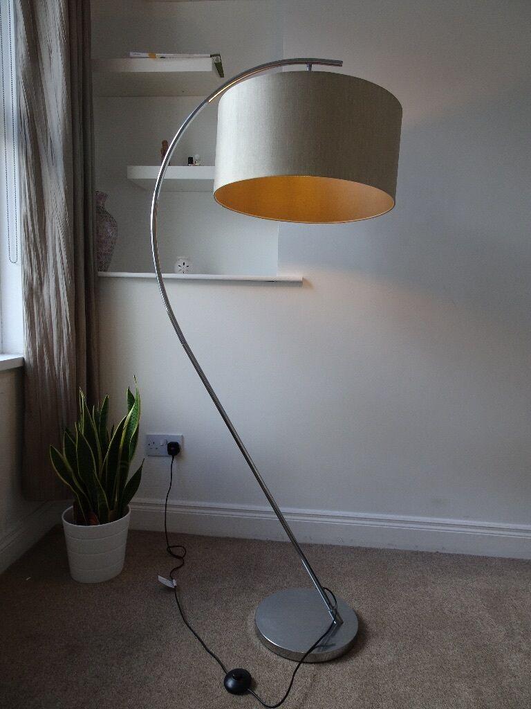 homebase heart of house bourne floor lamp for sale in. Black Bedroom Furniture Sets. Home Design Ideas