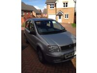 2006 Fiat Panda 1.3 Multijet 16v Dynamic 5dr Diesel £30 Per Year Tax Cheap To Run & Insure