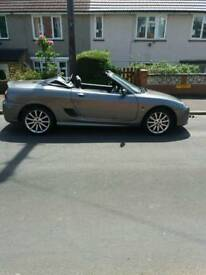 Mg spark convertible