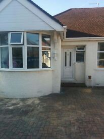 Available immediately fully furnished 2 Bed house
