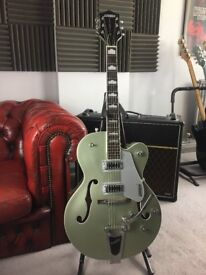 Gretsch - G5420T Hollow Body - Aspen Green