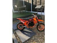 Kids 50cc motocross bike