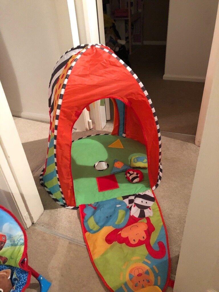 quality design 1a523 5c39d E L C sensory play tent | in Warrington, Cheshire | Gumtree