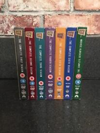 South Park Box Sets DVD's Complete Seasons 1-7