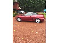 MG MGF Conv Auto Low Miles Grt Driver