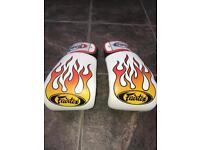 Fairtex Flame Boxing Gloves
