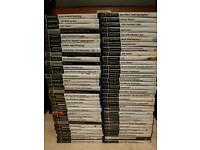 Ps2 games 60 +
