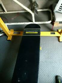 Pro tec olympic weight bench