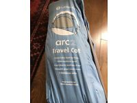 Arc 2 travel cot