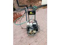 BE Water Pressure Washer Honda Engine