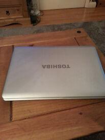 Toshiba Satalite Laptop -350gb hd- 2gb ram- i3