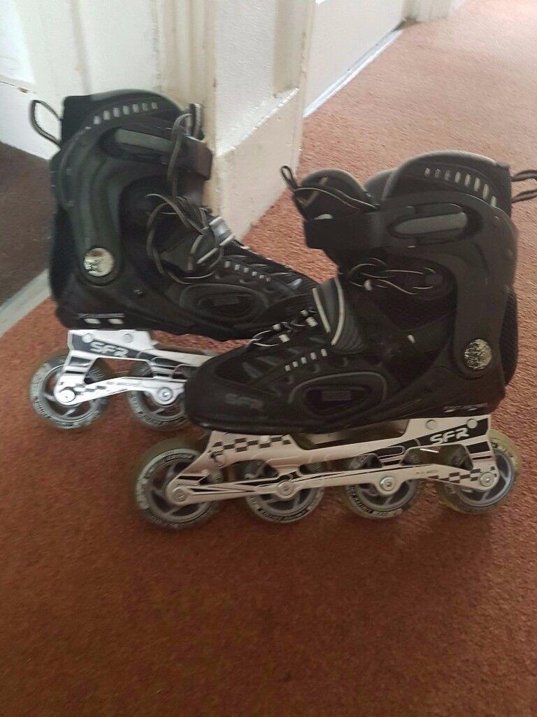 Like new skates for sale