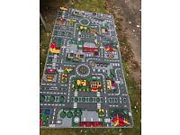 For Sale - 2 x Childrens Road Map Mats