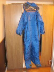 Aldi Fishing Sleep Suit