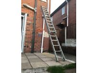Aluminium ladders - can deliver local but for extra