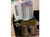 Like New Tommie Tippee perfect prep machine + New Filter Reduced £40