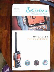 Cobra Marine Floating VHF Radio