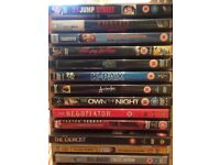50+ dvds - need them gone ASAP for more space!