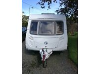 Swift 530 2006 4 berth caravan