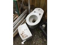 Free disabled toilet *pending collection