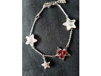 Swarovski Crystal Star Bracelet