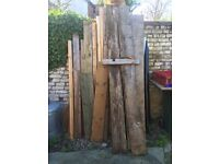 Free timber and offcuts
