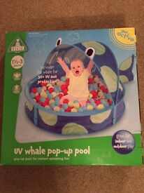 ELC pop up UV paddling pool