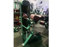 Commercial Glute machine