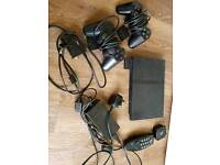 PS2 plus 32 games