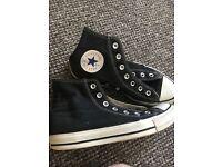 Converse all star black UK 6 (EUR 39)