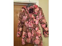 Girls Pamplona coat