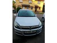 Sell Vauxal Astra club diesel